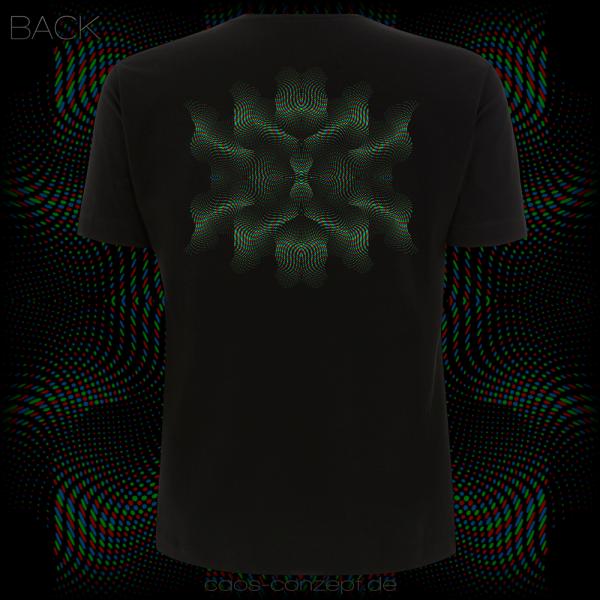 T-Shirt PSY VIBE schwarz