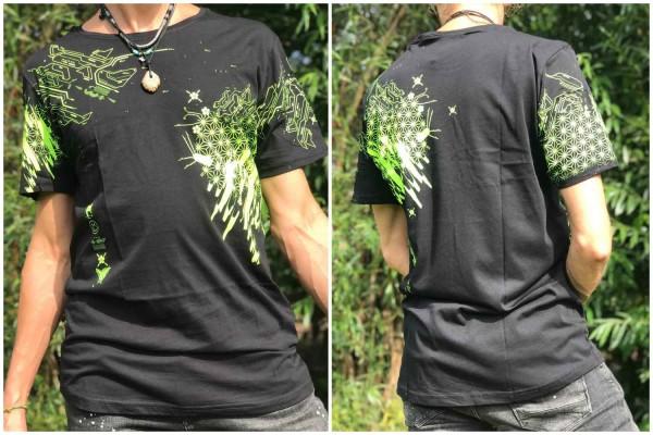 T-Shirt CYBERFOX BLACK