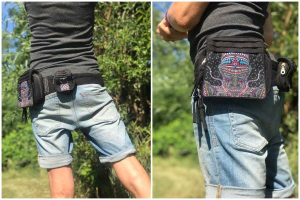 Belt Bag Chango schwarz