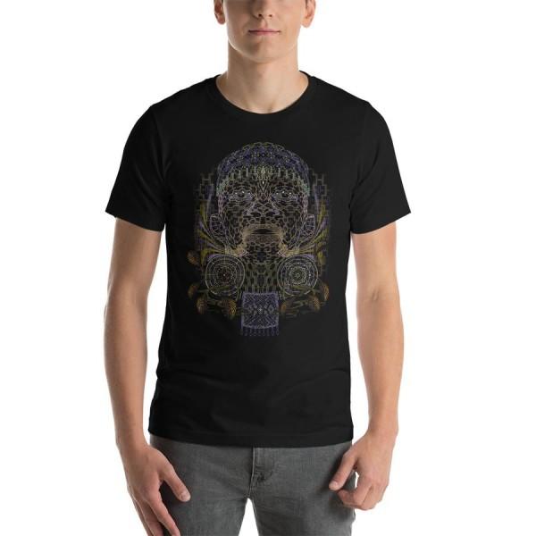 T-Shirt Shamanico schwarz